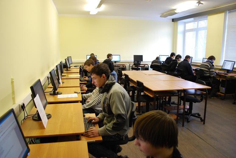 кабинет информатика